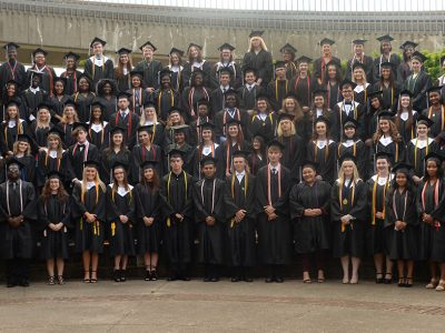 Welcome New Alumni, Class of 2018