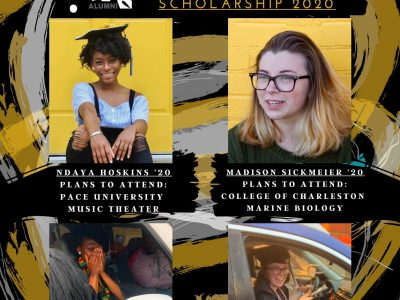 Dare to Dream Scholarship Winners 2020
